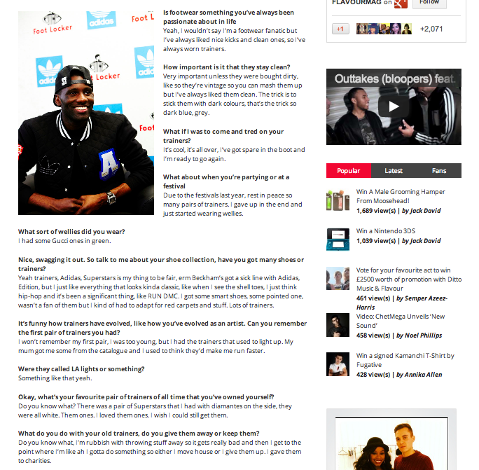 CARLY WILFORD INTERVIEW WRETCH 32