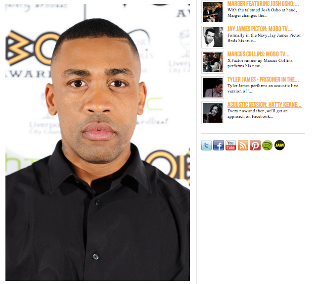 WILEY INTERVIEW - CARLY WILFORD - MOBO