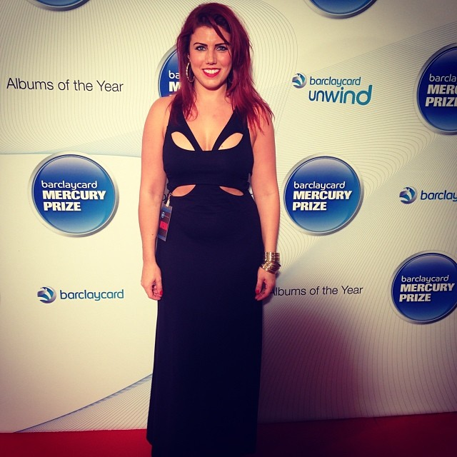 MERCURY MUSIC PRIZE 2013  CARLY WILFORD