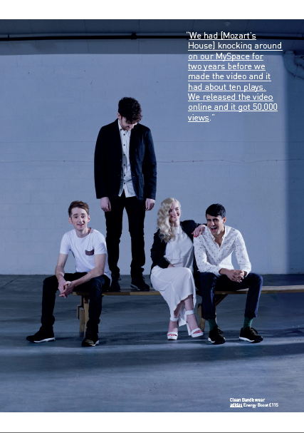 CLEAN BANDIT INTERVIEW CARLY WILFORD RWD MAG