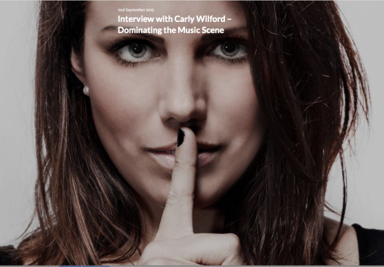 CARLY WILFORD INTERVIEW CHOOSIC