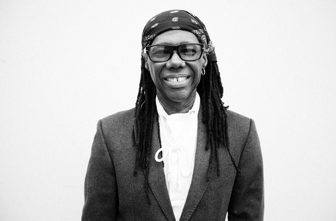 #YouGetMe carly wilford interview nile rogers