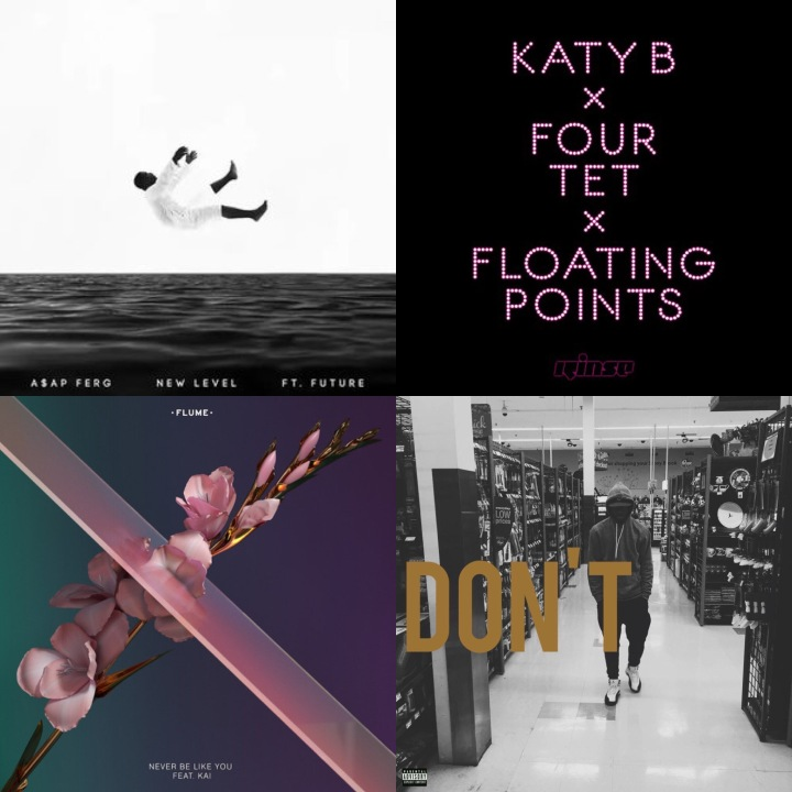 CARLY WILFORD SPOTIFY PLAYLISTS