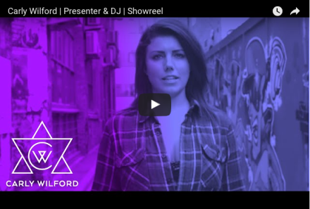 CARLY WILFORD SHOWREEL