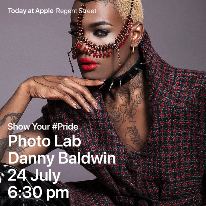 INTERVIEW – DANNY BALDWIN – APPLE – Carly Wilford